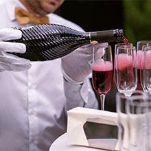 Traiteur vin d'honneur